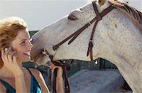 Cellphone Horse